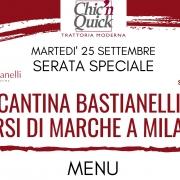 Serata Speciale Bastianelli